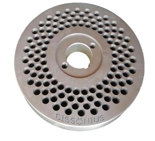 Koller 200 mm Made in Germany PP200 Spar Set Matrize Ø 200 mm Loch Ø 6 mm